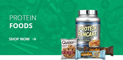 Protein Bars and snacks from all our brands