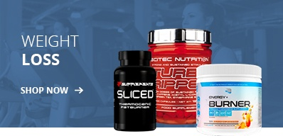 Fat Burner & Weight Loss Supplements from our brands